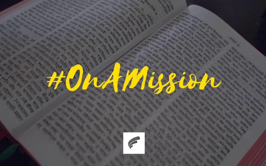 4/7: Tusenvis kommer til tro på Jesus!