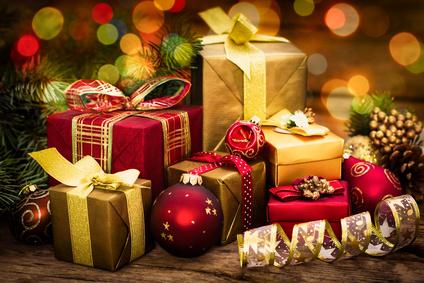 Juletider er gavetider