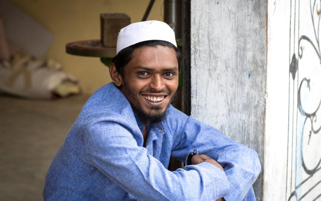 Å bygge vennskap med muslimer