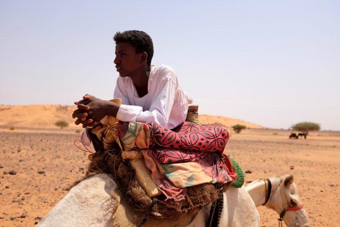 En menighet på kamelryggen?
