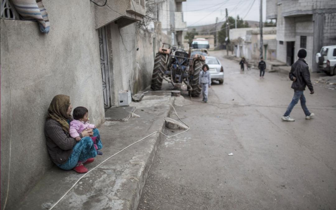 Et hjem blant flyktning-venner