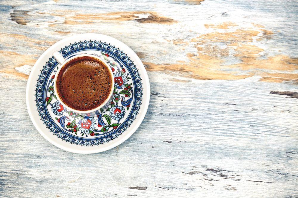 Kaffe, frysninger, og æresplassen